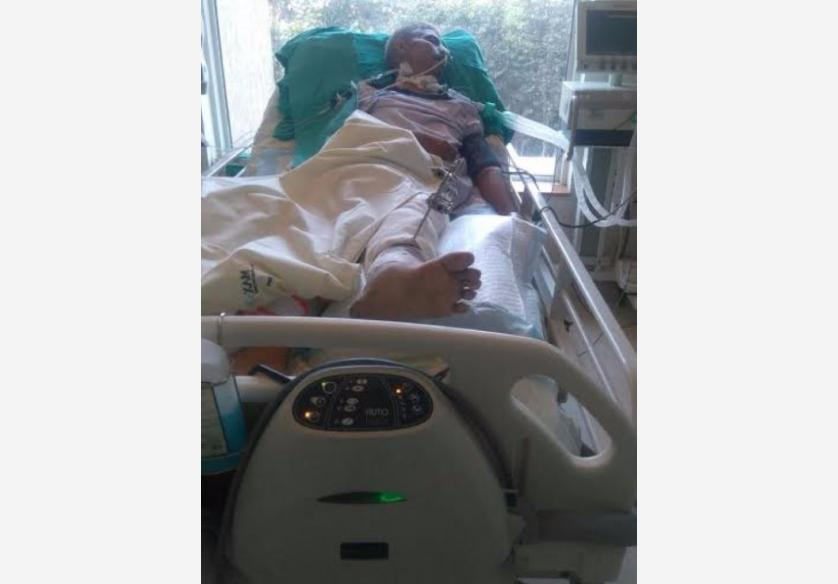 OnlineSensor | Pls HMy Father met with SERIOUS ACCIDENT!