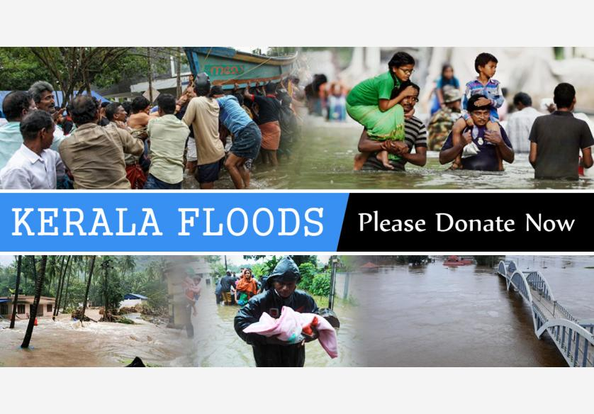 OnlineSensor | Donate For Kerala Floods - Urgent Appeal for Help
